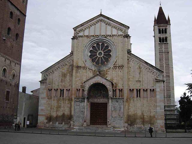 Basilica di San Zeno Maggiore, Verona