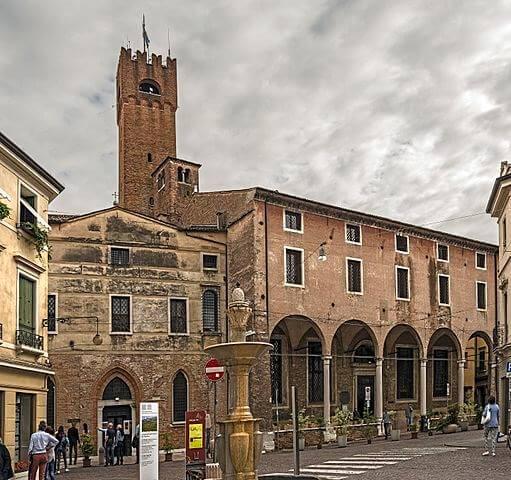 Chiesa Santa Lucia, Treviso