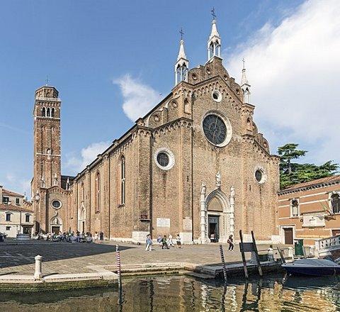 Basilica Santa Maria Gloriosa dei Frari, Venezia