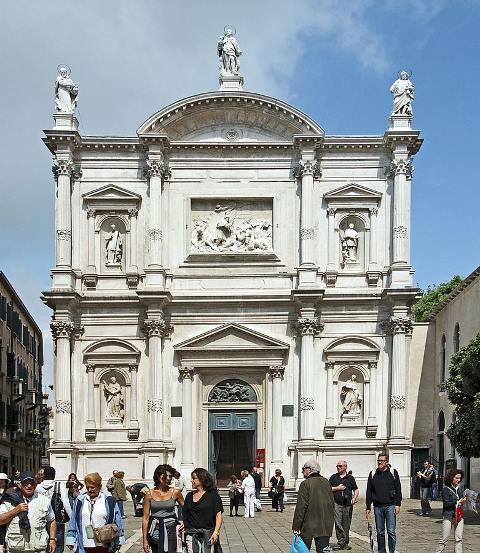 venezia chiesa di san rocco