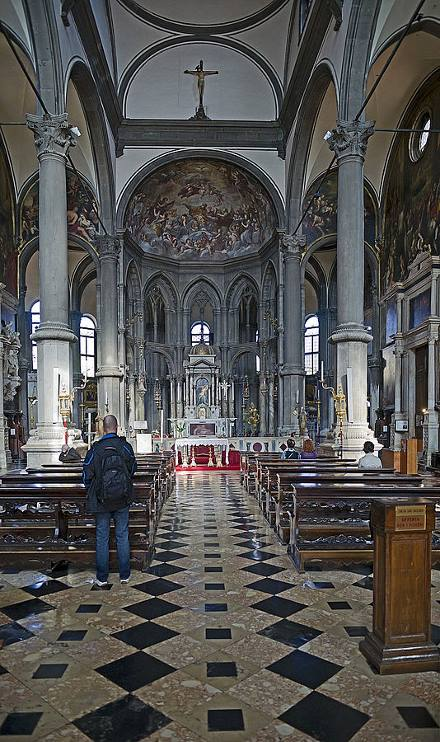 Venezia Chiesa San Zaccaria