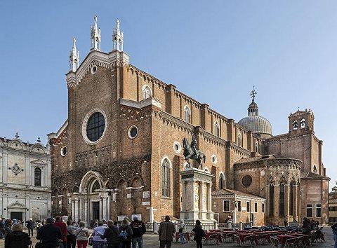 venezia basilica santi giovanni paolo