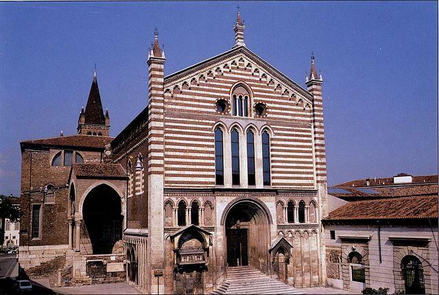 Chiesa San Fermo Maggiore a Verona