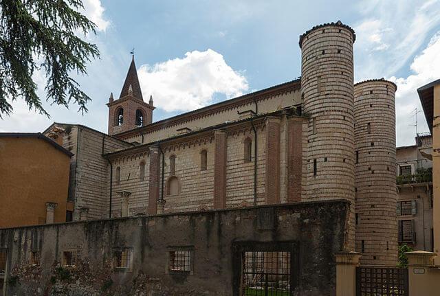 Chiesa di San Lorenzo a Verona