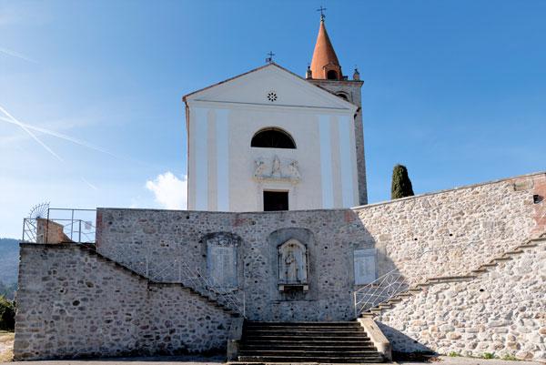 Chiesa di San Sabino a Torreglia