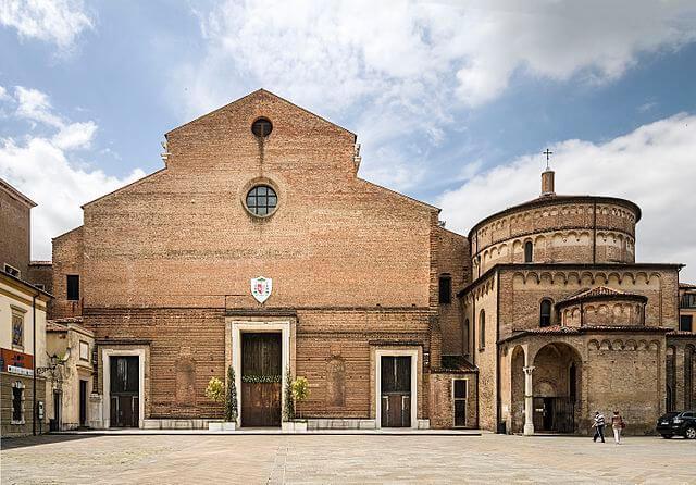 Il Duomo di Padova, Chiesa Santa Maria Assunta